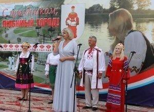 Са святам цябе, любая сінявокая прыгажуня – зямля беларуская! Іўеўшчына ўрачыста адзначае галоўнае свята краіны – Дзень Незалежнасці